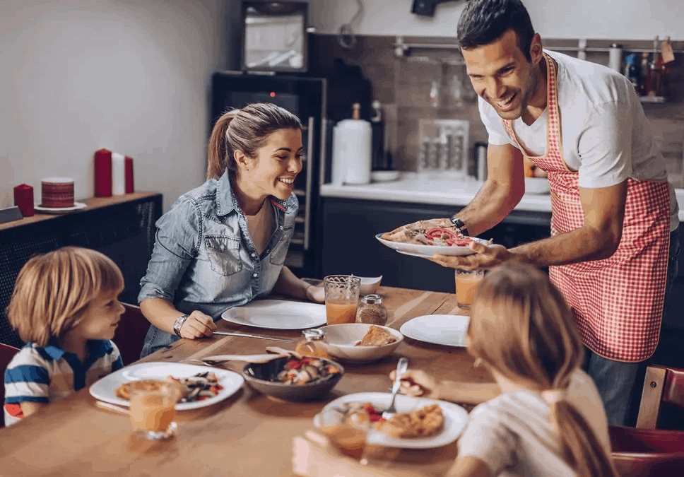 5 Tips for Overcoming Issues in a Blended Family